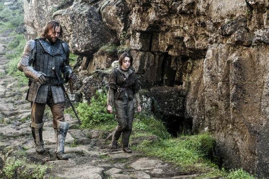 Game of Thrones Hound Aria