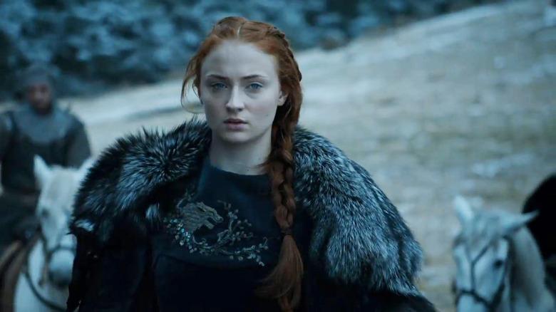 Why Sansa Didn't Tell Jon (Game of Thrones)