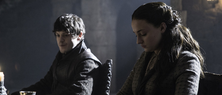 Game of Thrones Season 5 - Ramsay and Sansa
