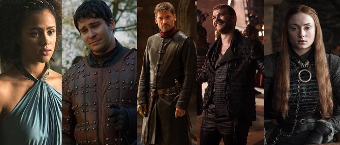 Game of Thrones superlatives