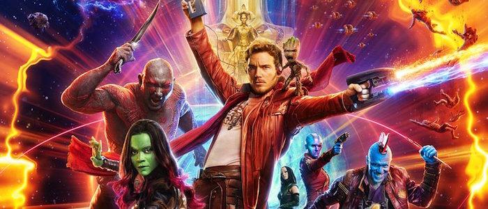 Guardians of the Galaxy Vol 2 Cast