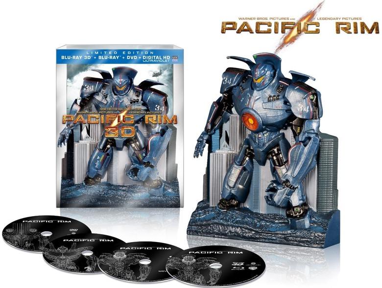 Pacific Rim Collector's Edition