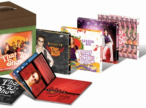 70s show giftset