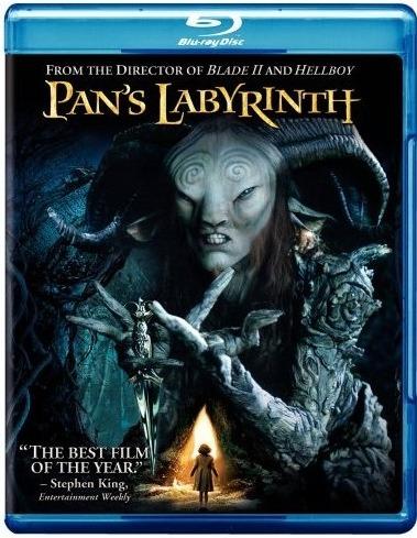 Pan's on Blu-Ray