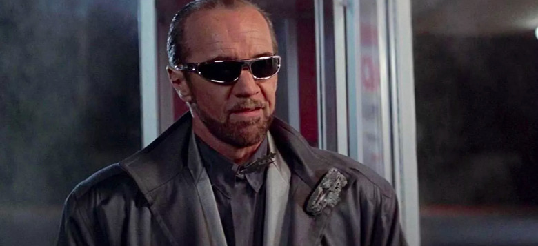 george carlin in bill and ted 3