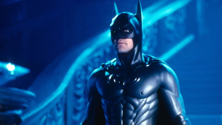 George Clooney Says He Wont Play Batman In The Flash Because He Destroyed The Franchise