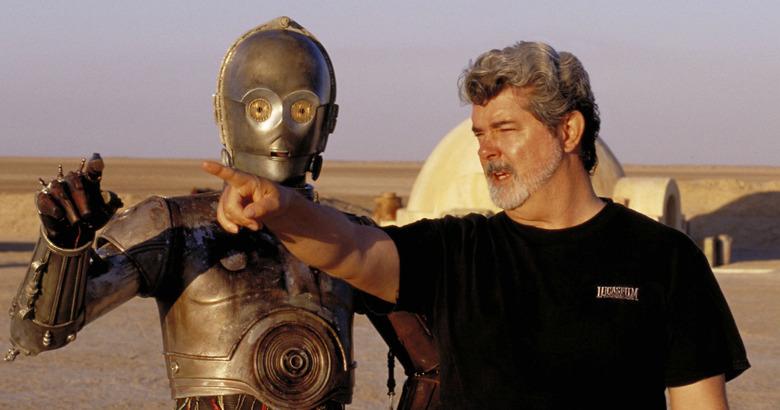 George Lucas C-3PO