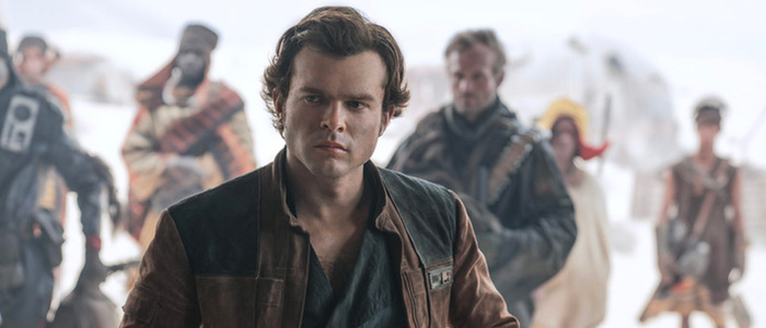 George Lucas Han Solo Movie