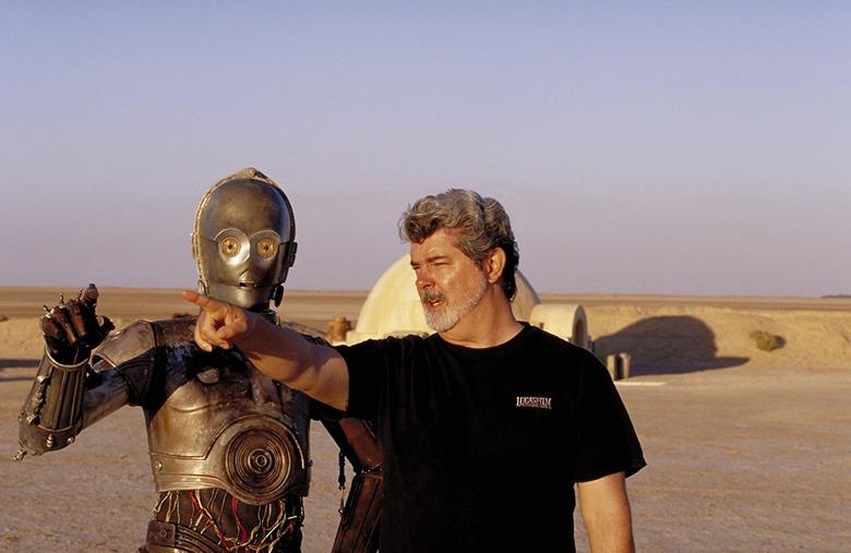George Lucas Sequel Trilogy