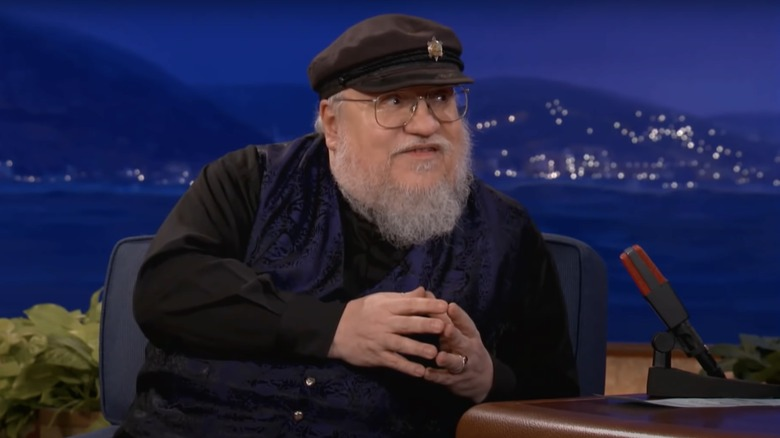 George R. R. Martin Producing Short Film With Vincent D Onofrio Before Finishing His Half-Completed Game Of Thrones Novel