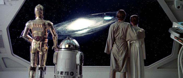 Empire Strikes Back Ending