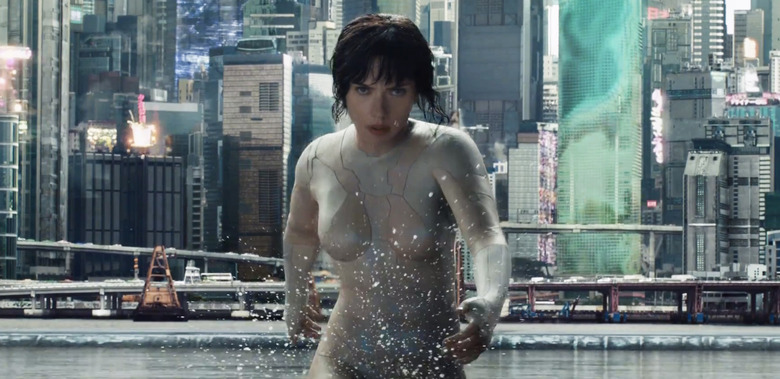 Ghost in the Shell Honest Trailer