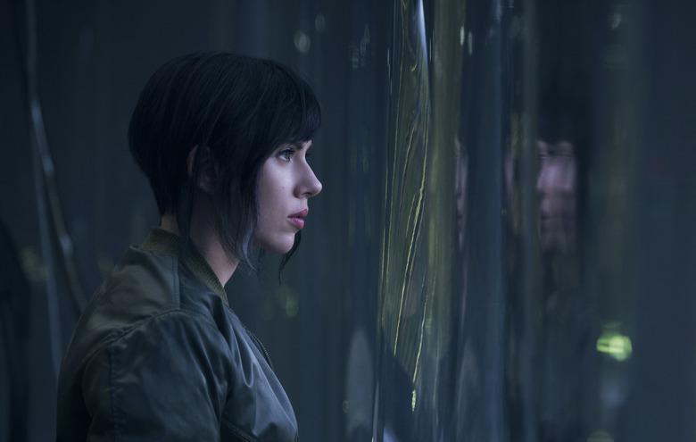 Scarlett Johansson Japanese Character