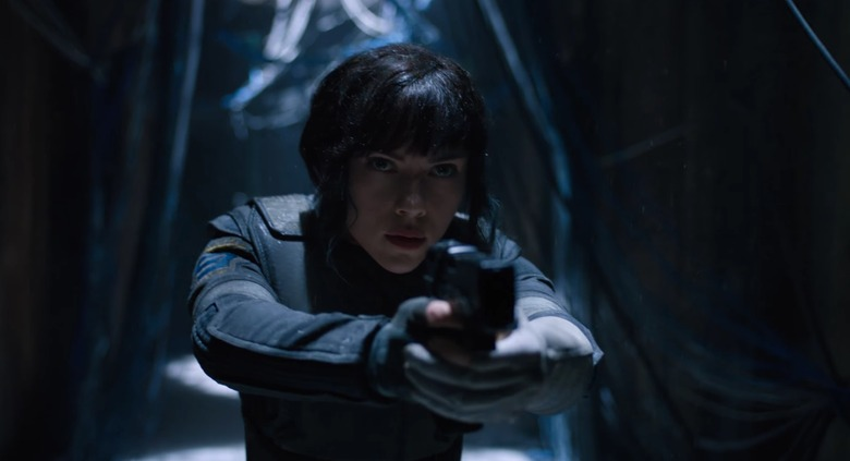 Ghost In The Shell spoiler review