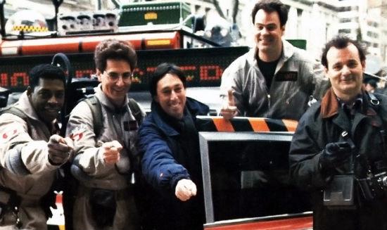 Ghostbusters 3 Ivan Reitman