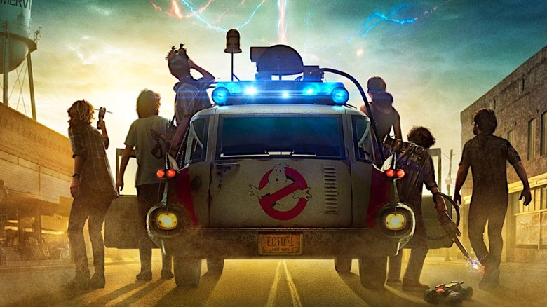 Ghostbusters Afterlife Poster Image