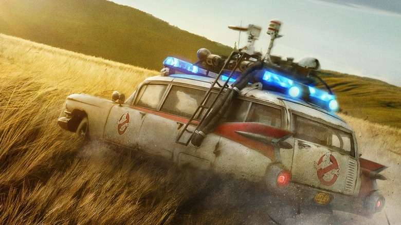 Ecto One driving