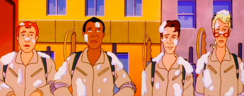 Ghostbusters Animated TV Series