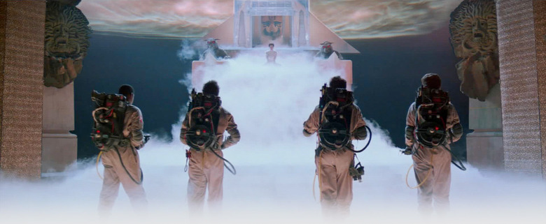 Ghostbusters Gates of Hell Concept Art