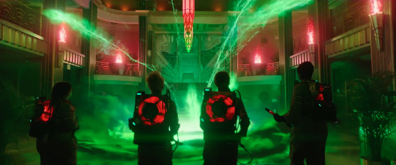 Ghostbusters - hotel