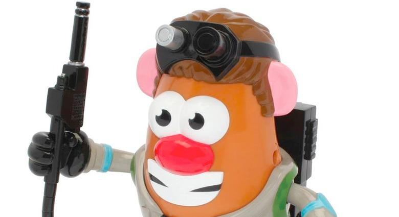 Ghostbusters Potato Head