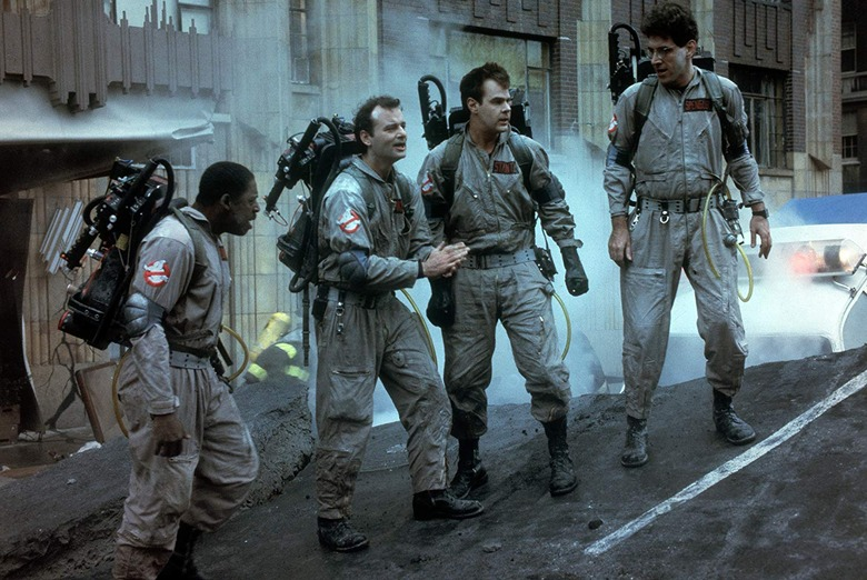 ghostbusters sequel cast