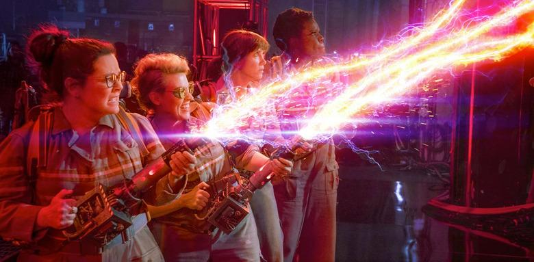 Ghostbusters Reboot Trailer