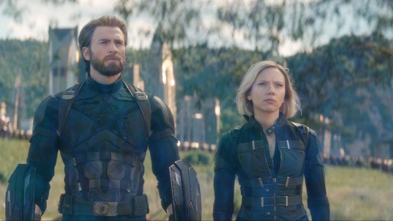 Ghosted: Chris Evans, Scarlett Johansson Reunite For Apple s Romantic-Adventure Movie