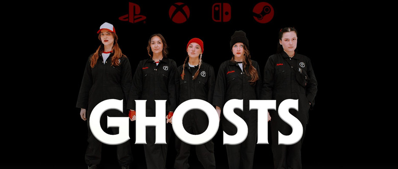 Ghosts Live-Action Video Game