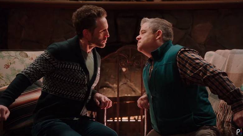A.P. Bio Stars Glenn Howerton And Patton Oswalt Talk Character Growth And Absurdity With Heart [Interview]