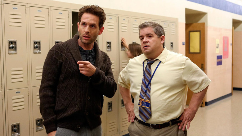 Glenn Howerton Is Still Up For Playing A Superhero, And Patton Oswalt Has A Perfect Suggestion