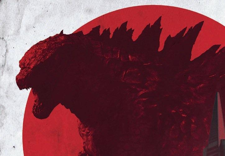 Godzilla Japanese Trailer and IMAX poster