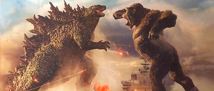 Godzilla vs Kong Streaming Release