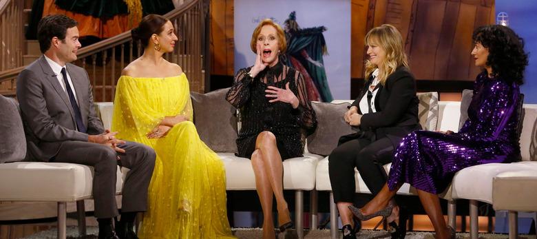 Golden Globes Carol Burnett Award