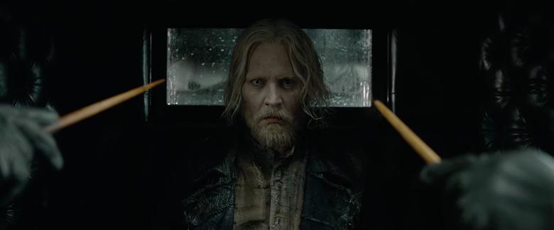 Goodbye to Johnny Depp