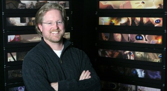 Google Oscar commercial features Andrew Stanton