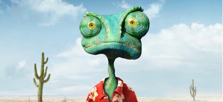gore verbinski animated movies