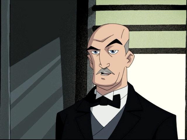 Alfred Batman