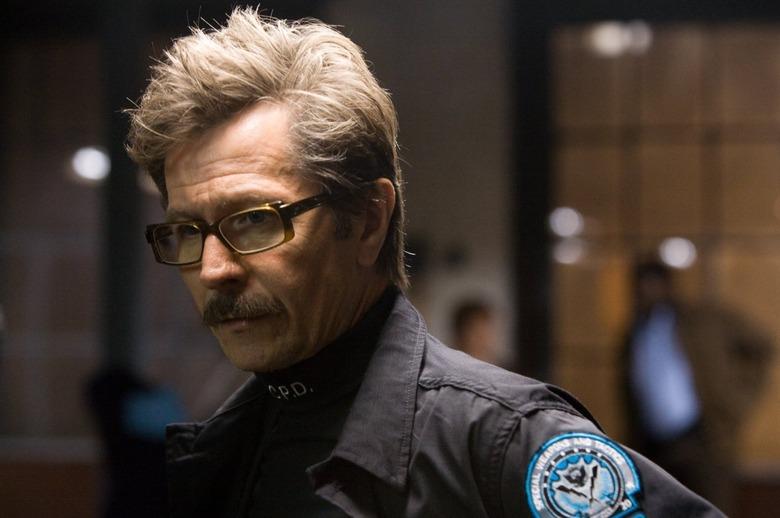 Gary Oldman as Commissioner Gordon