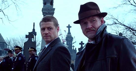 Gotham teaser trailer