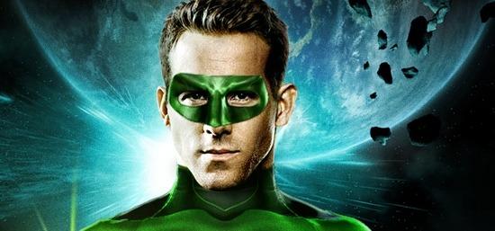 Green Lantern fan made movie poster teaser