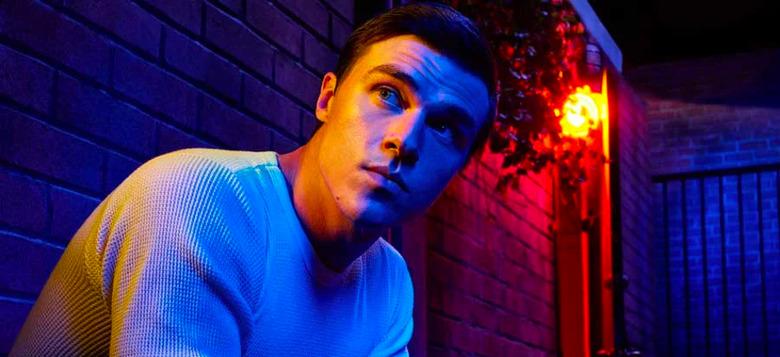 green lantern HBO Max series cast