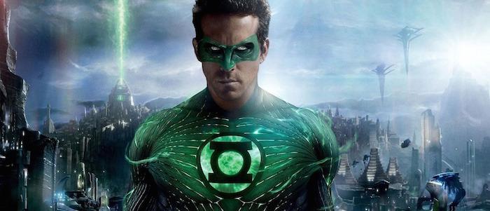 green lantern series director