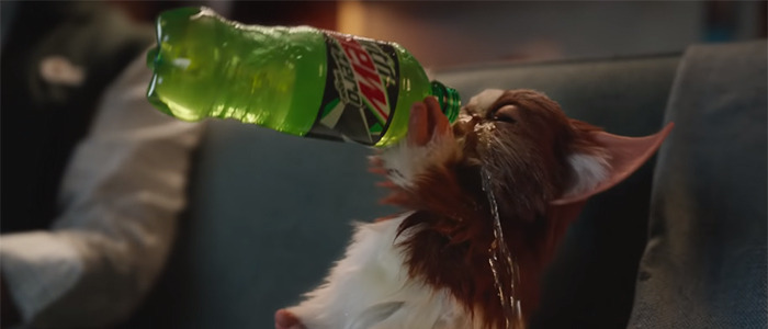 Gremlins Mountain Dew Commercial