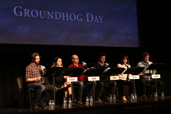 Groundhog Day Live Read