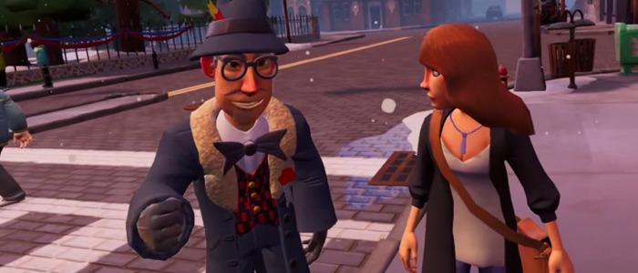 Groundhog Day video game Ned Ryerson
