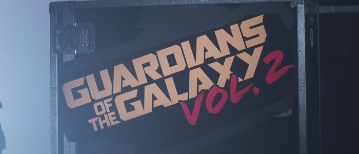 Guardians of the Galaxy 2 Comic-Con