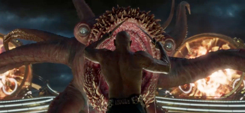 Guardians of the Galaxy 2 Connectios - Draxy