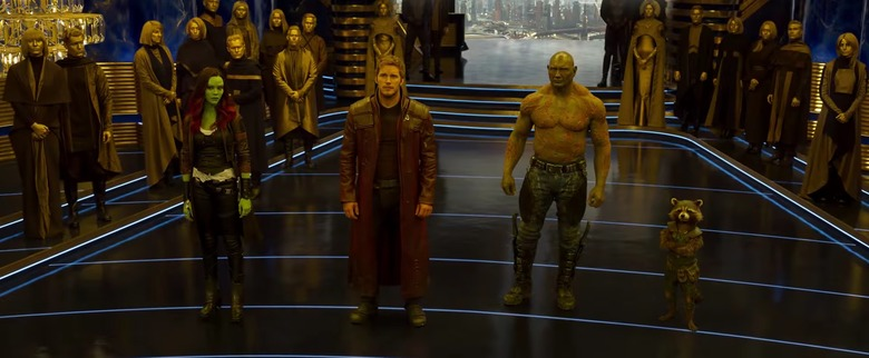 deleted guardians of the galaxy 2 scenes