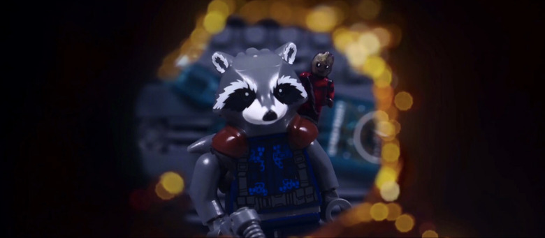 Guardians of the Galaxy 2 LEGO Trailer